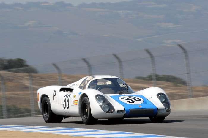 Porsche Historics Monterey 2009