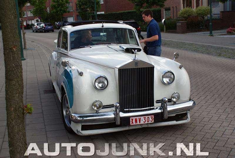 Rolls-Royce Silver Cloud II absurdalny tuning