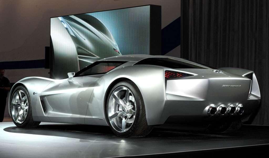 Corvette C7 - Stingray Concept 2012