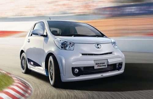 Toyota IQ by Gazoo Racing