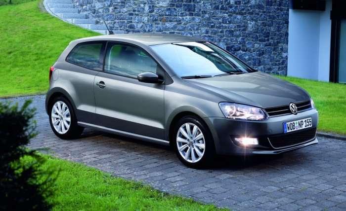 Volkswagen Polo Mk V 3D
