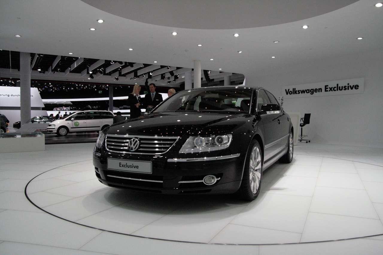 Volkswagen Phaeton Exclusive Frank 2009