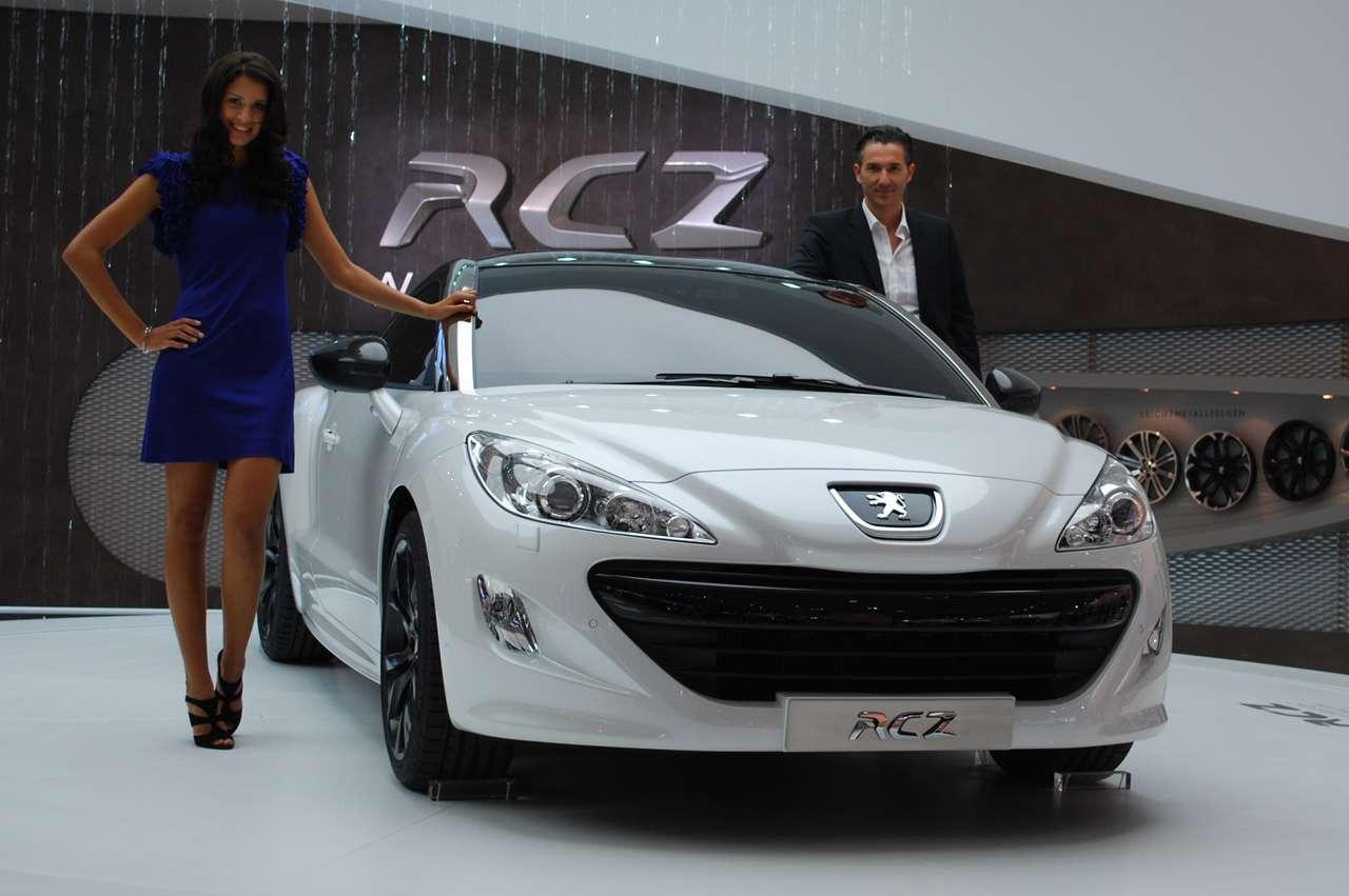 Peugeot RCZ Frank 2009