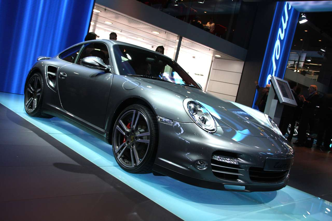 Porsche 911 Sport Classic Frank 2009