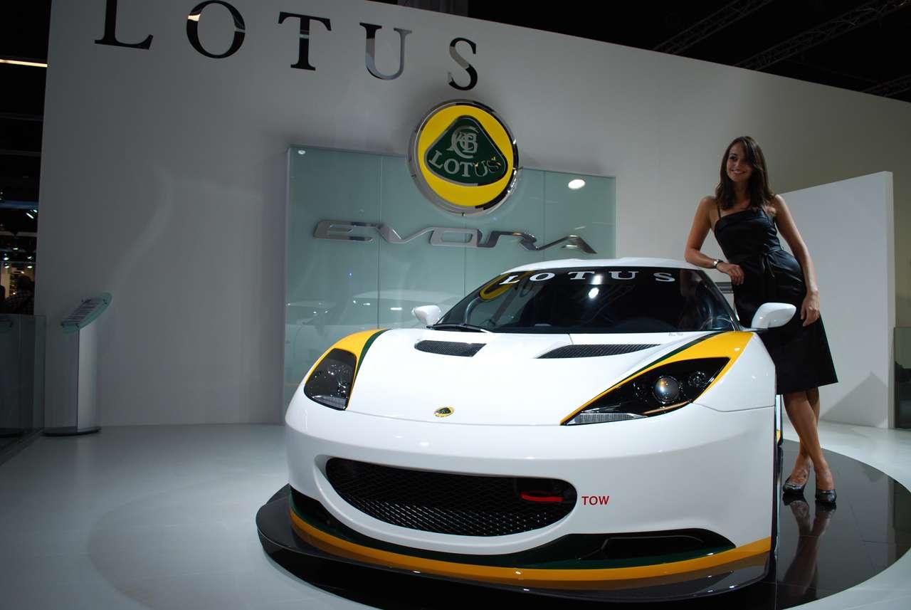 Lotus Evora Type 124 Frank 2009