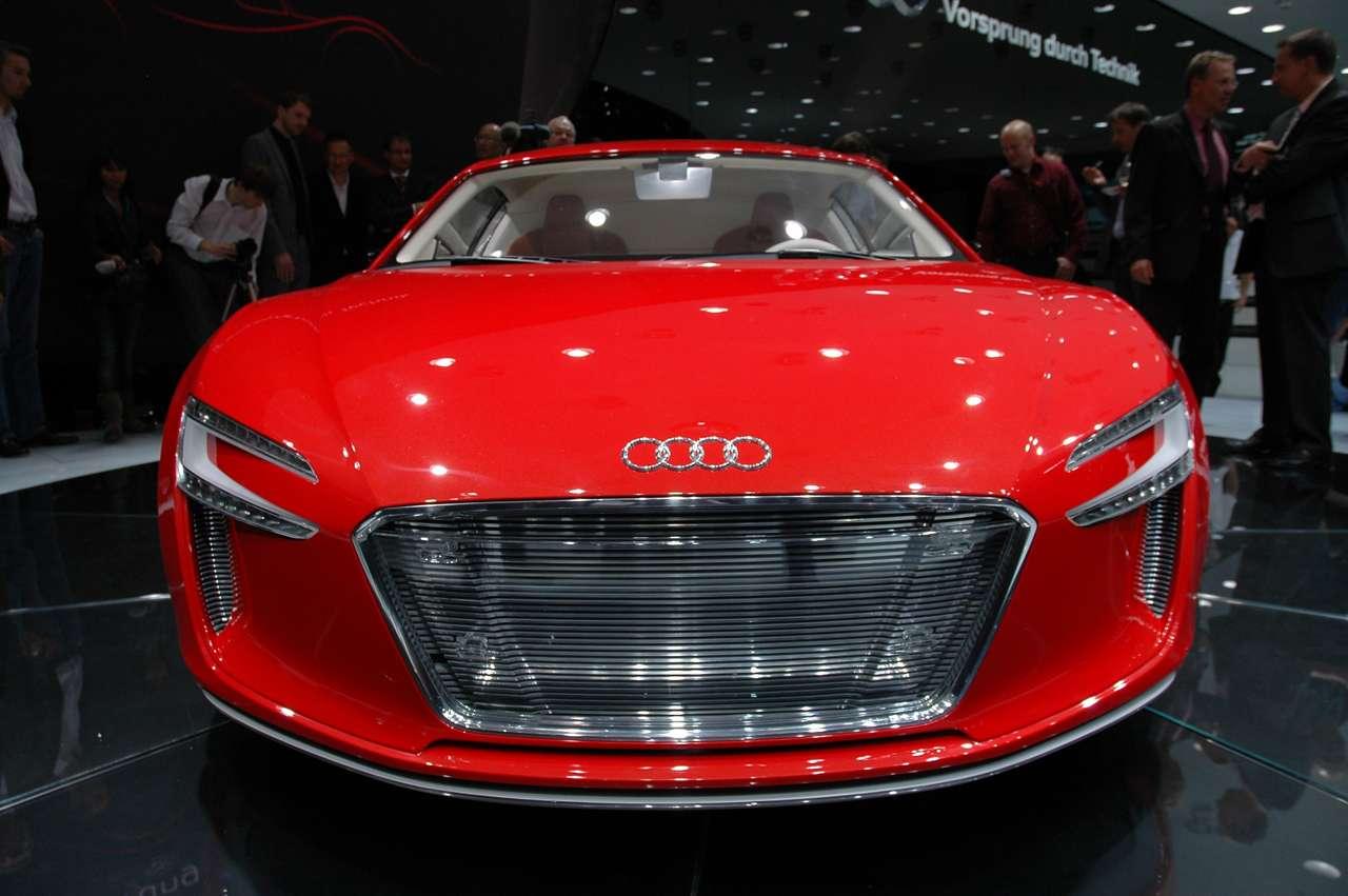 Audi eTron Frankfurt 2009