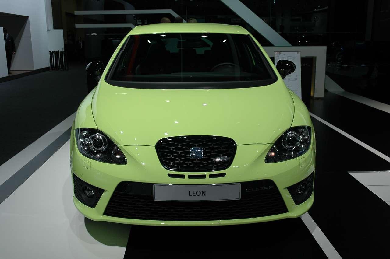 Seat Leon Cupra R Frank 2009