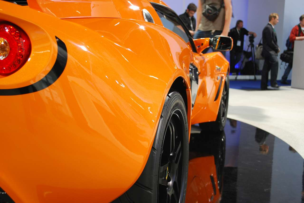 Lotus Exige Cup 260 Frank 2009