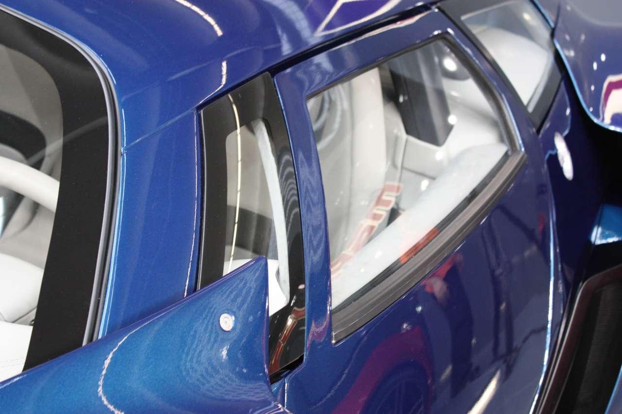 Marussia B2 Hybrid Frank 2009