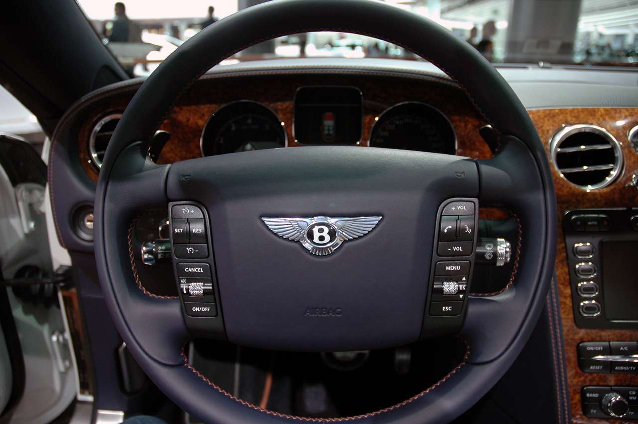 Bentley Continental Series 51 Frank 2009