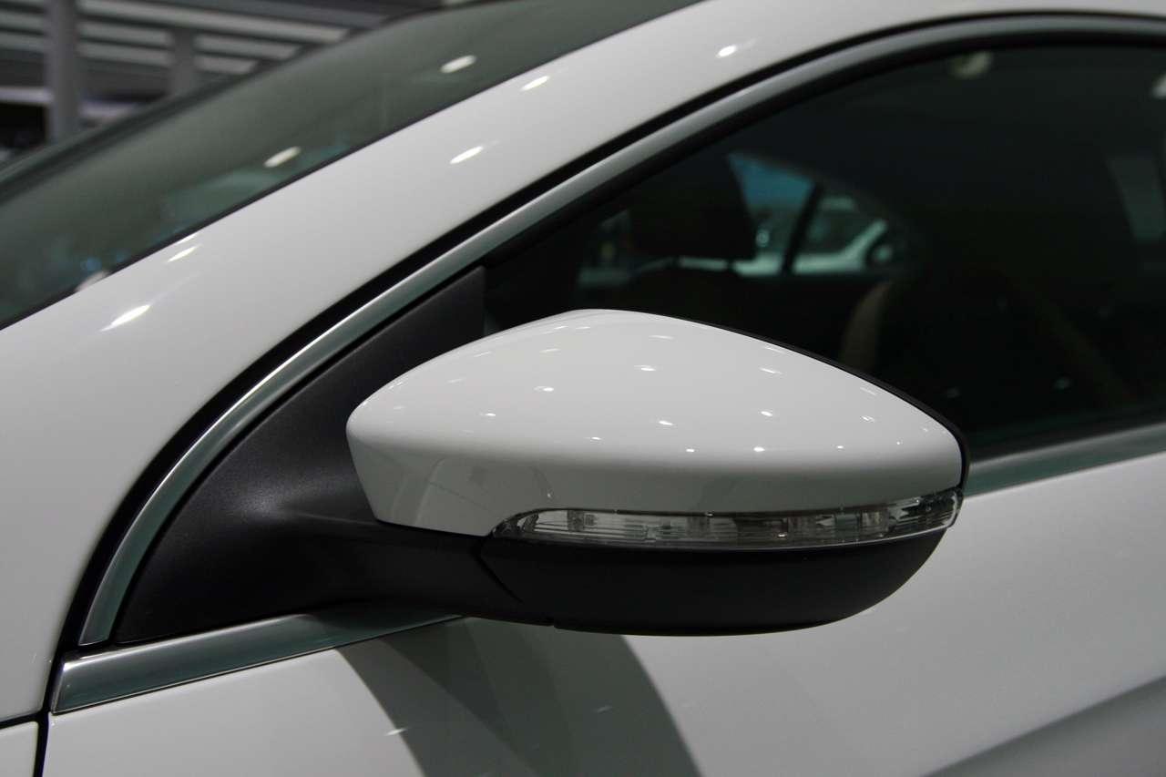 Volkswagen Passat CC RLine Frank 2009
