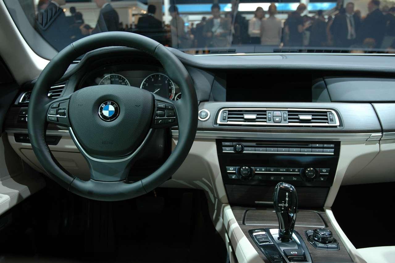 BMW 7 Active Hybrid Frank 2009