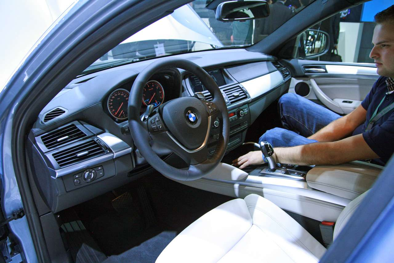 BMW X6 Active Hybrid Frank 2009