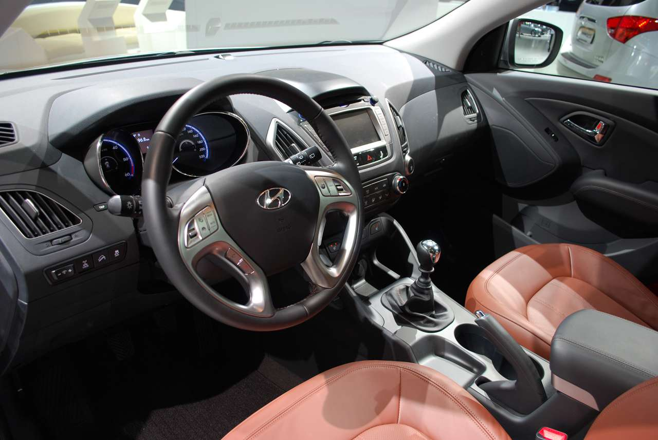 Hyundai IX35 Frank 2009