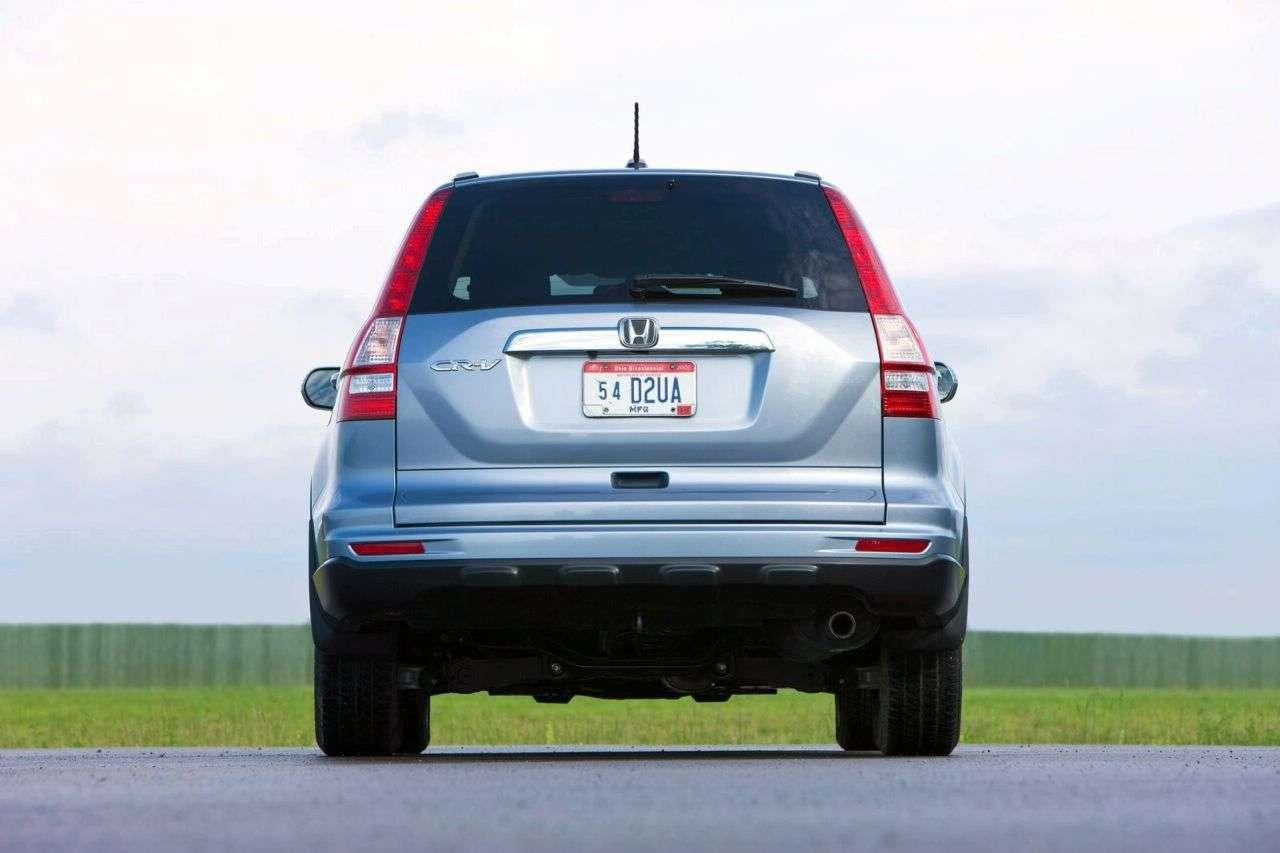 Honda CRV 2010 Galeria