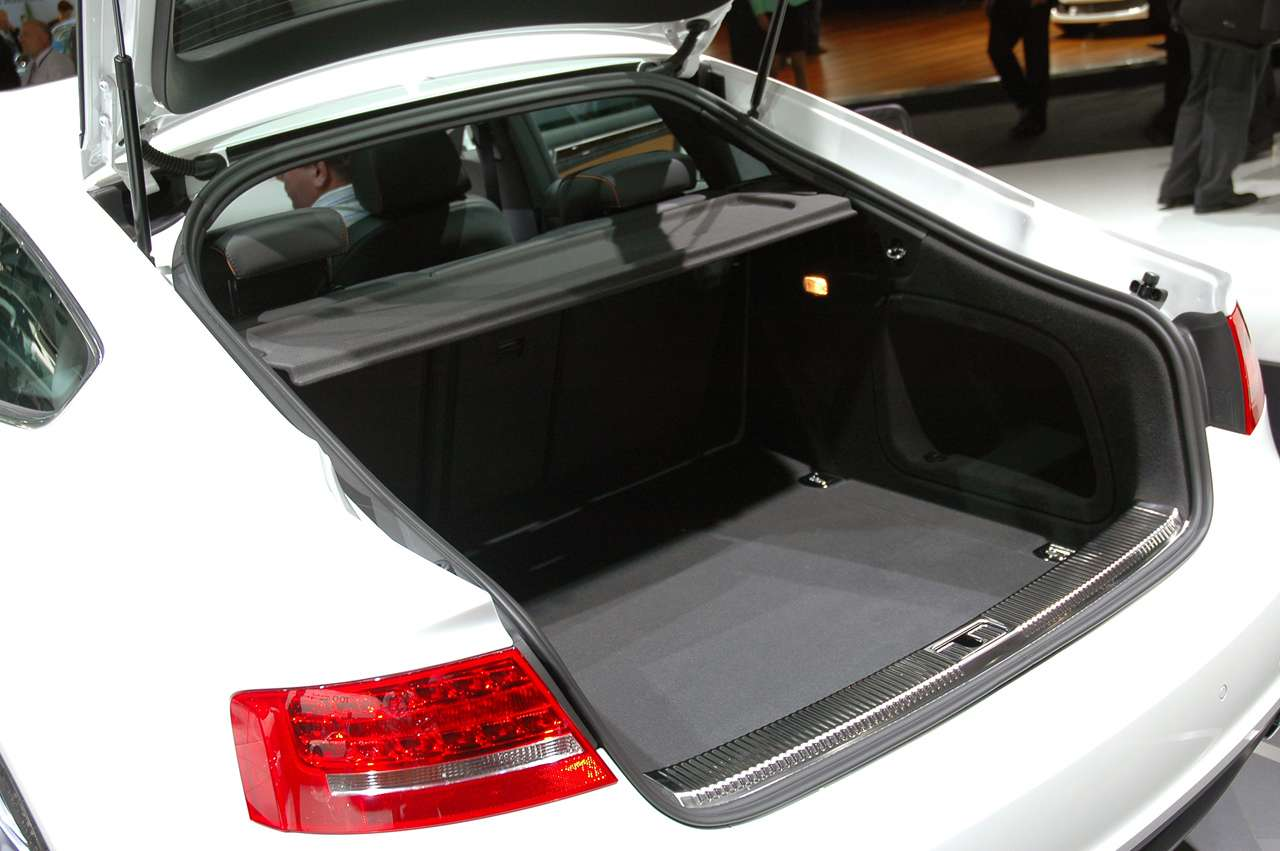 Audi A5 Sportback Frank 2009
