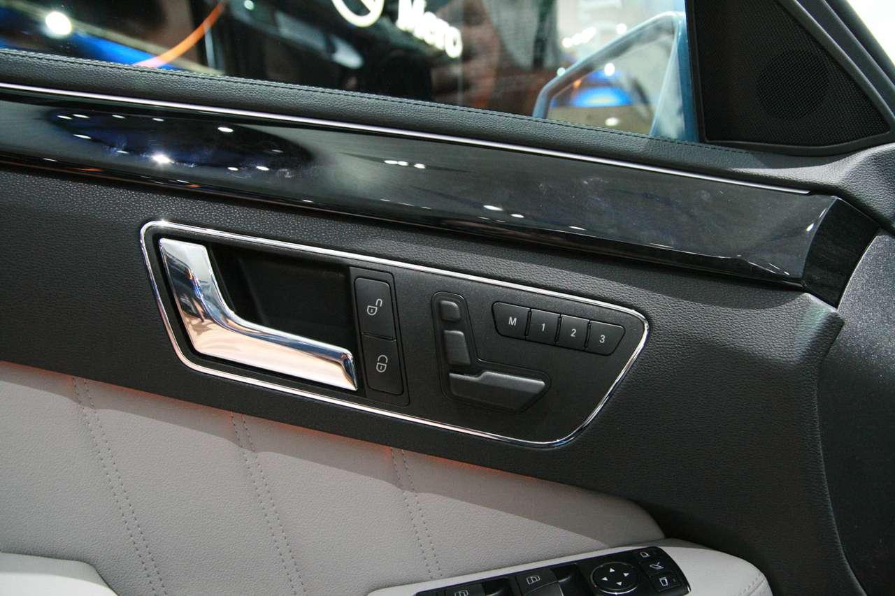 Mercedes E Wagon E63 AMG Frank 2009
