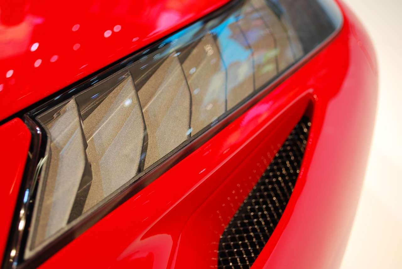 Ferrari 458 Italia Frankfurt Live