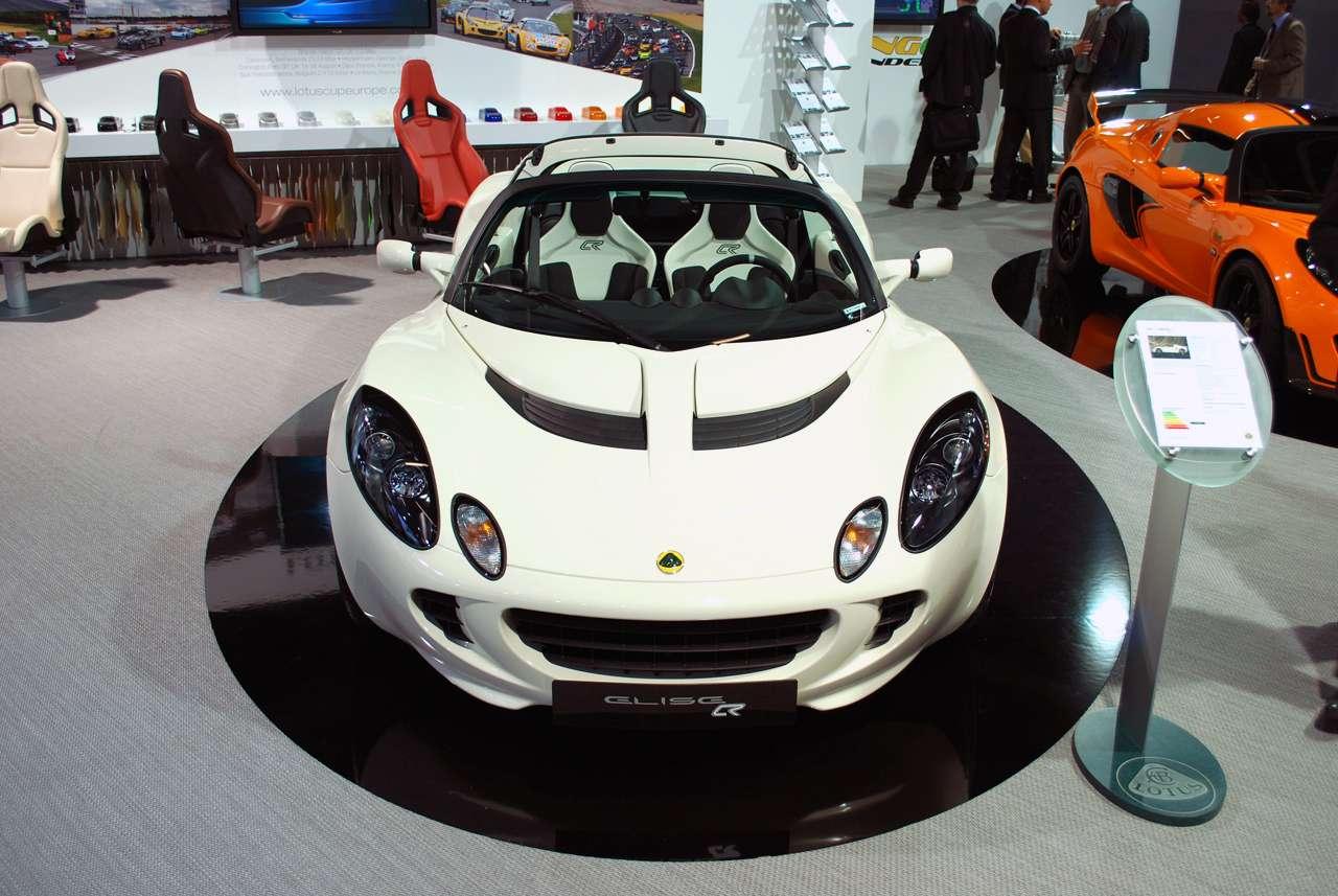 Lotus Elise S Club Racer Frank 2009