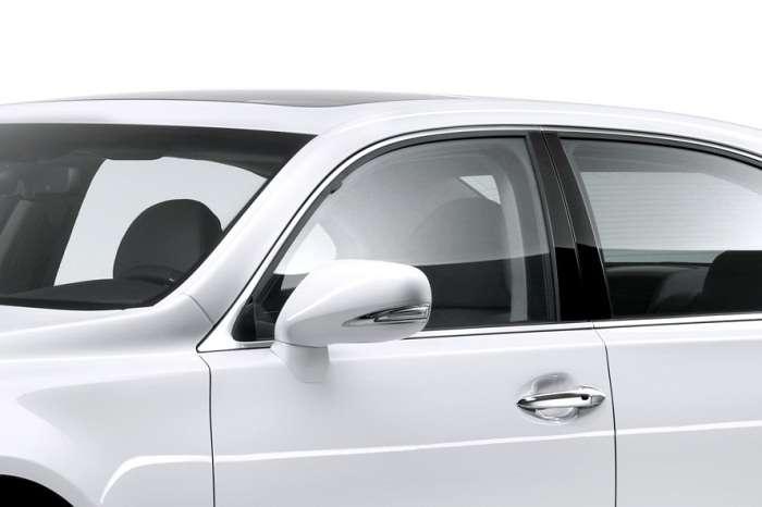 Lexus LS 2010MY