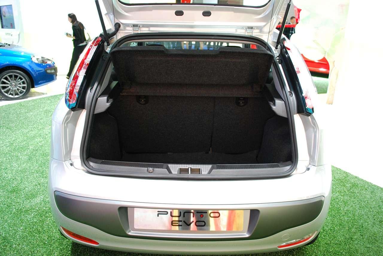 Fiat Grande Punto Evo Frank 2009