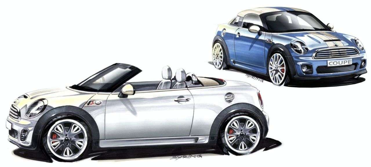 Mini Roadster Concept Galeria