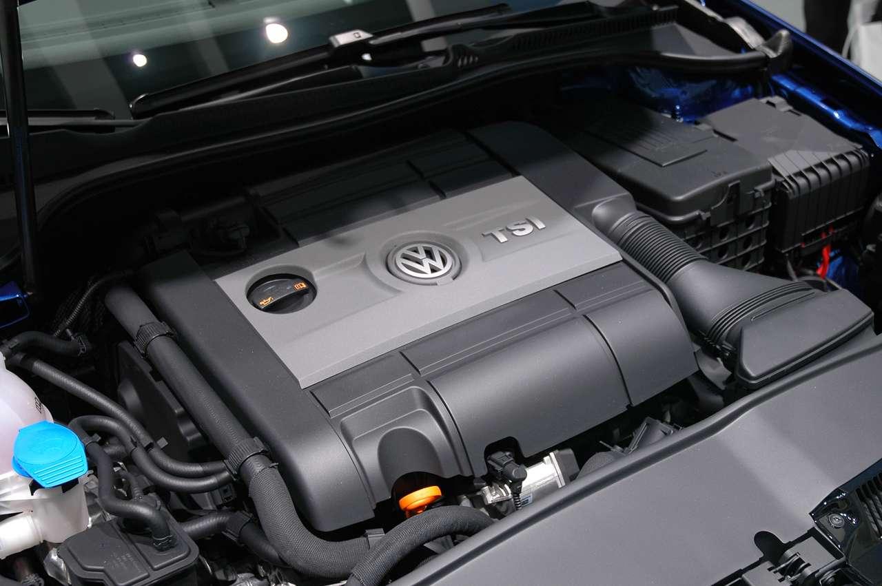 Volkswagen Golf R Frankfurt 2009