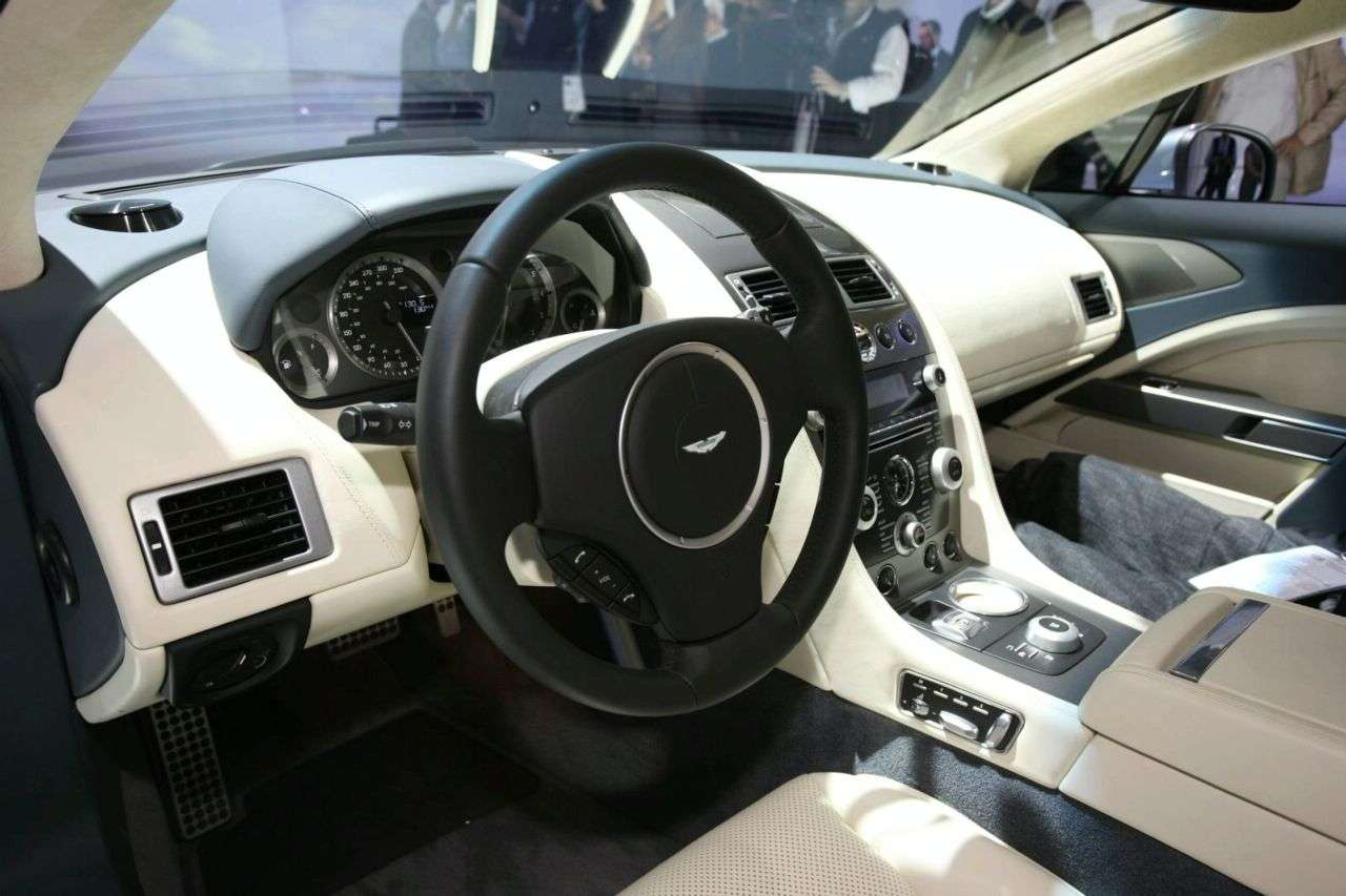 Aston Martin Rapide Frank 2009