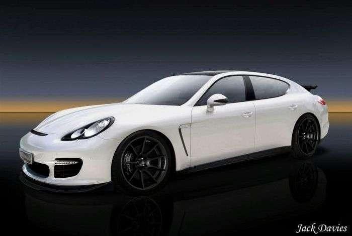 Porsche Panamera by Oakley