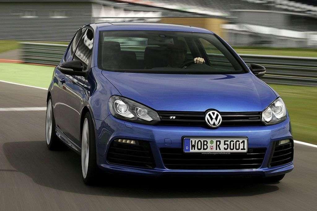 Volkswagen Golf R Galeria