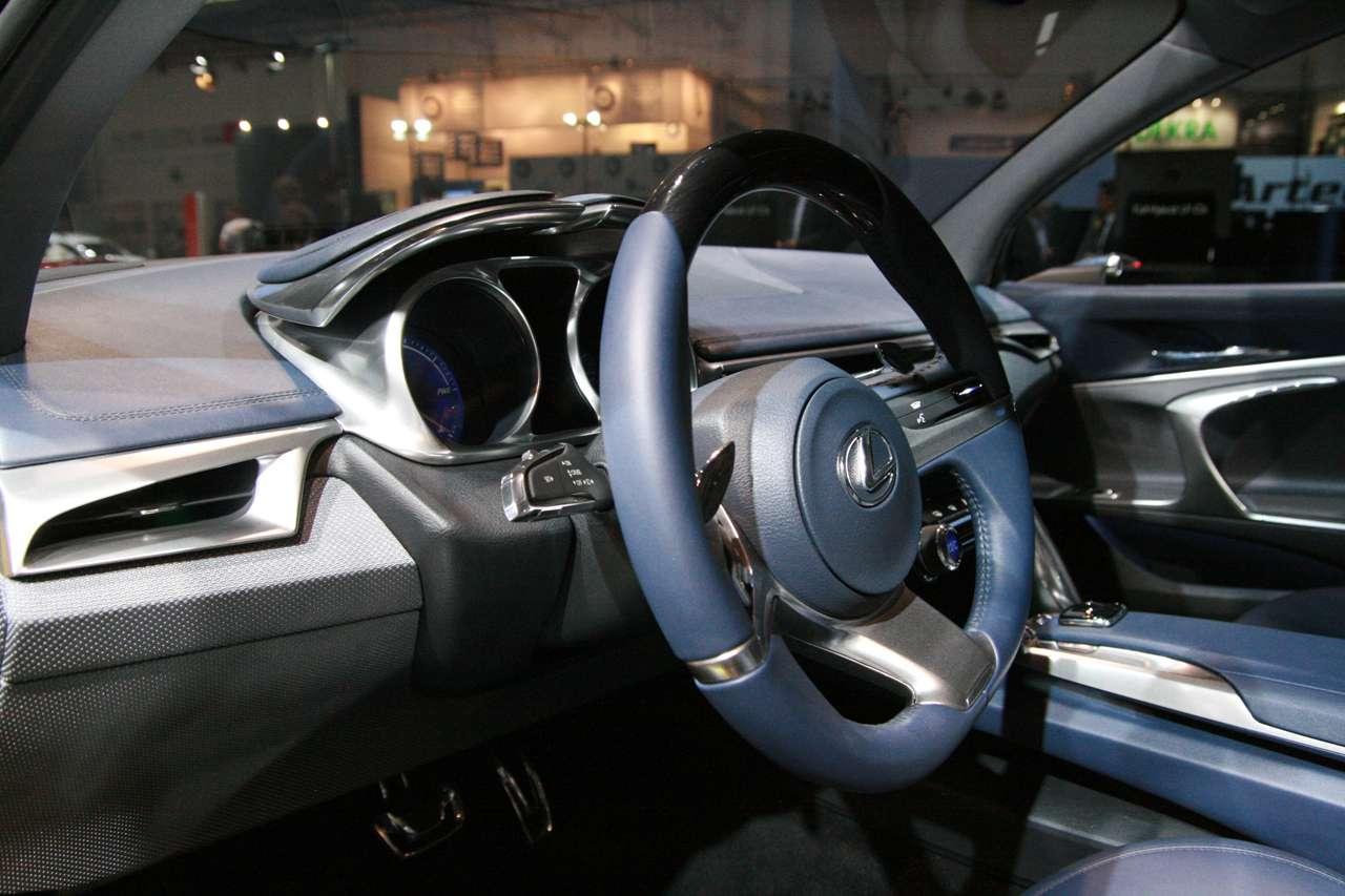 Frankfurt 2009: Lexus LF-Ch Concept