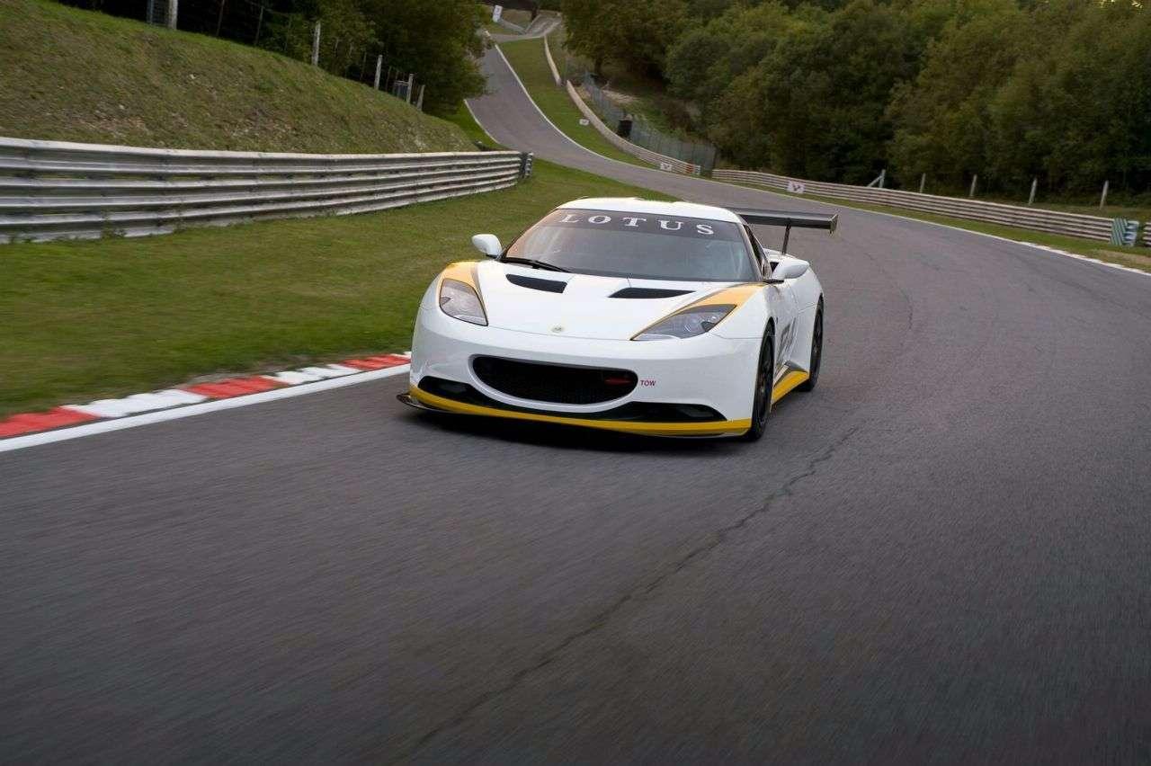 Lotus Evora Type 124