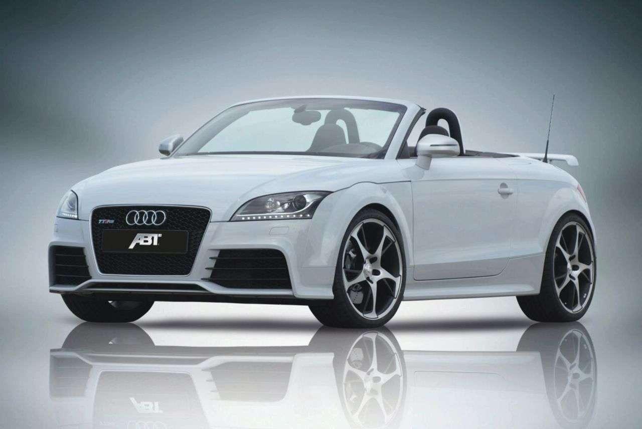 Audi TTRS by ABT