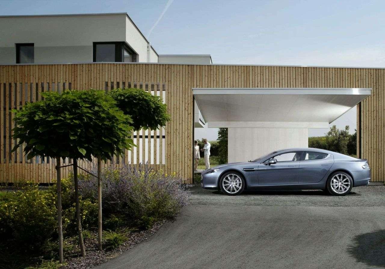 Aston Martin Rapide Galeria