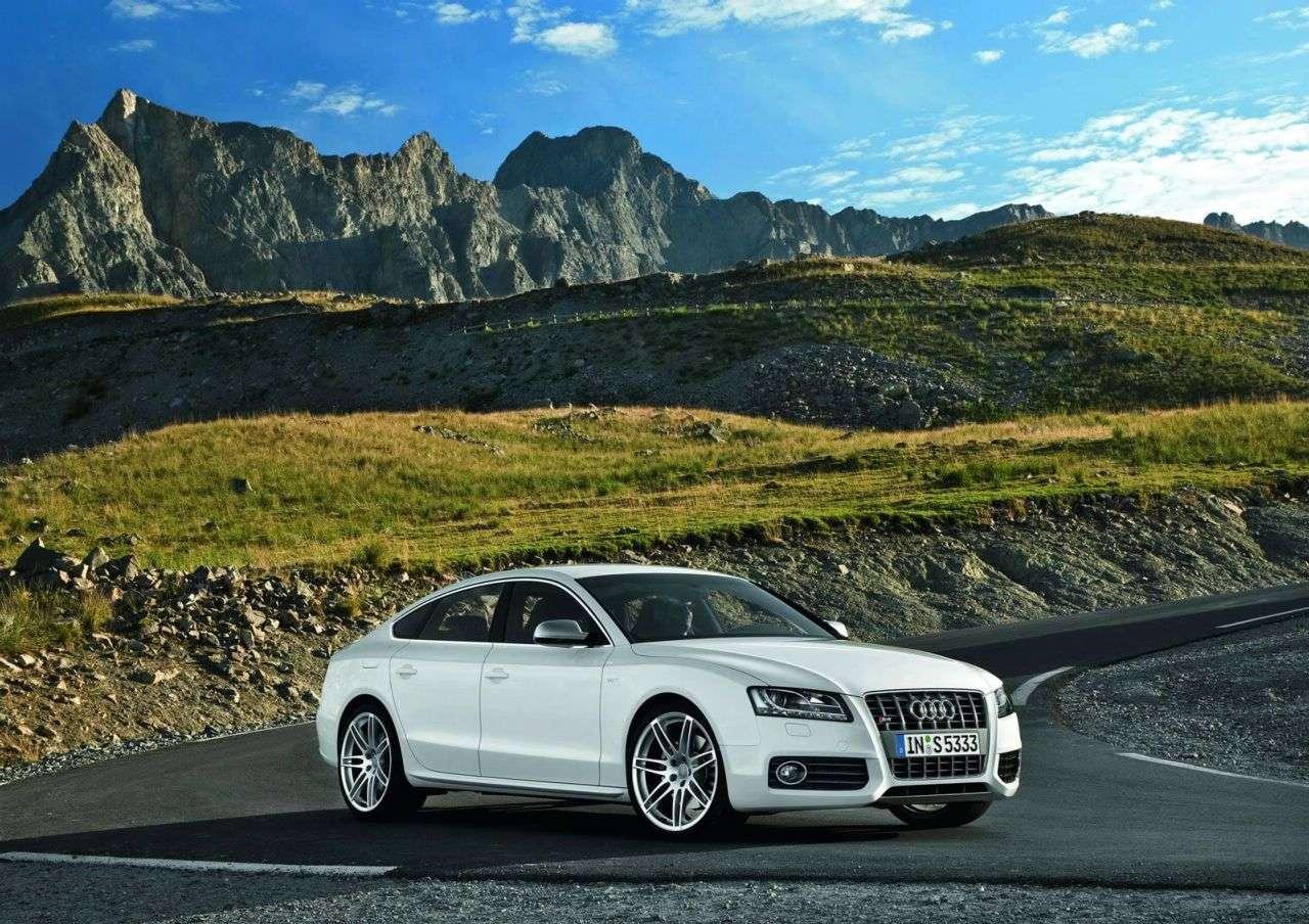 Audi S5 Sportback Galeria