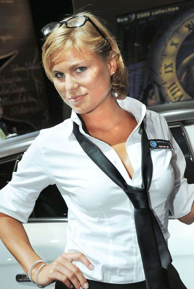 Frankfurt 2009: Hostessy 1