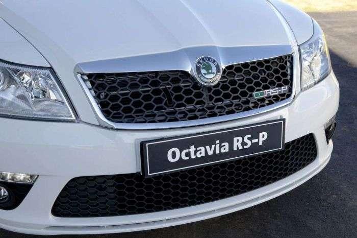 Skoda Octavia RSP