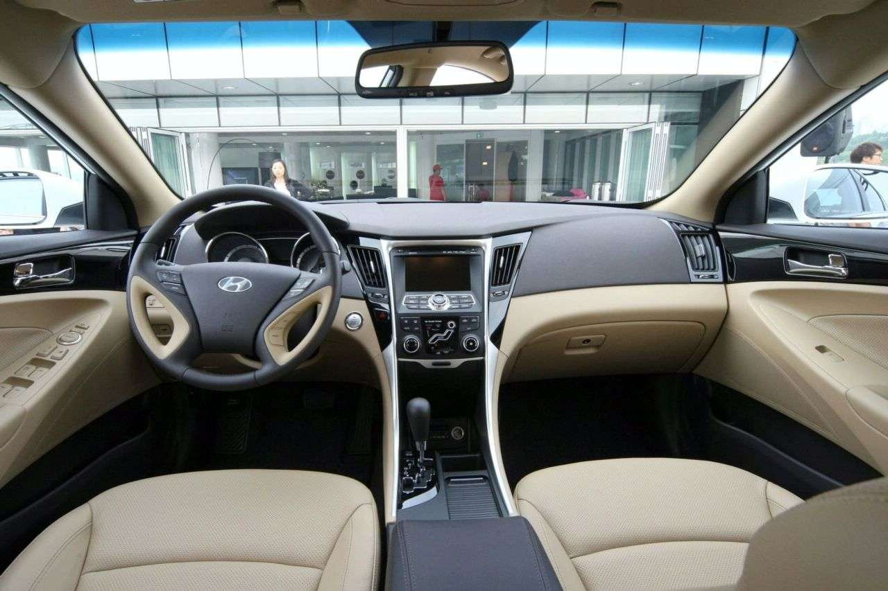 Frankfurt 2009: 2011 Hyundai Sonata