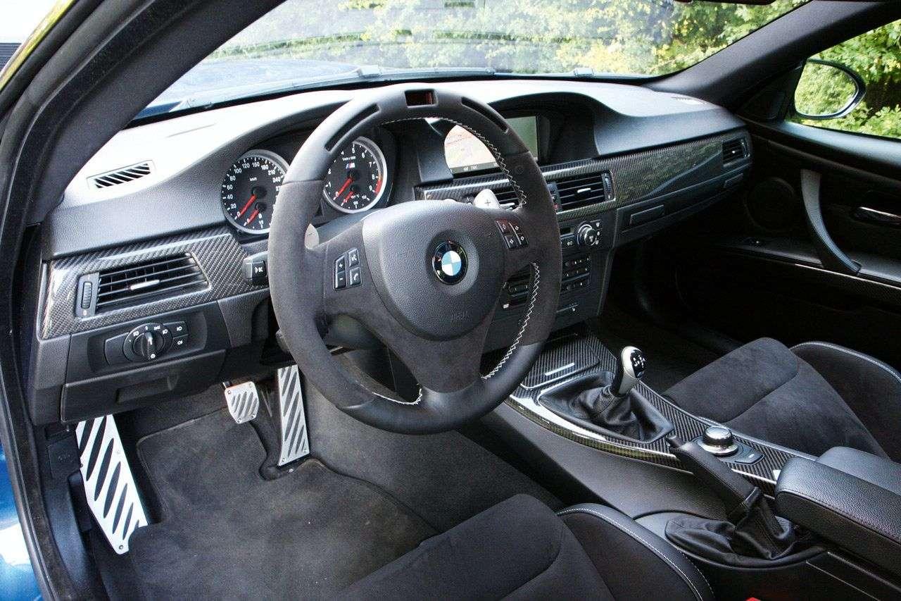 BMW M3 V10 by Manhart