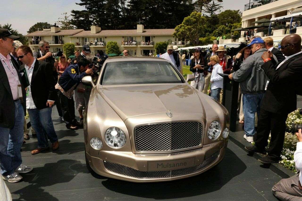 Bentley Mulsanne Galeria