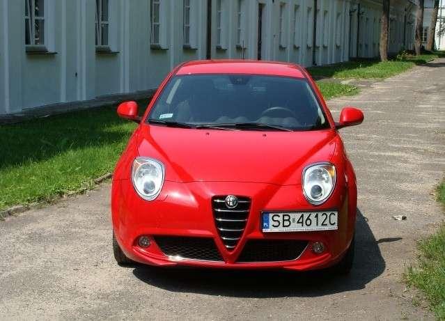 Alfa Romeo MiTo 1,6 JTDM 120 KM Distinicive
