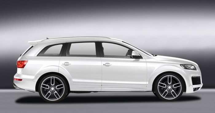 Audi Q7 2010 Caractere
