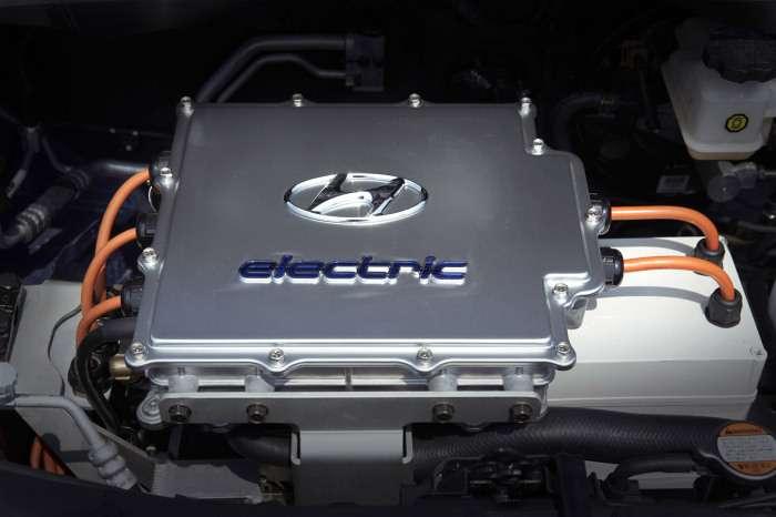 Hyundai i10 EV