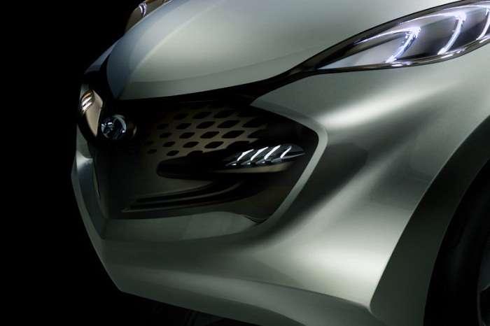 Hyundai IXMetro koncept