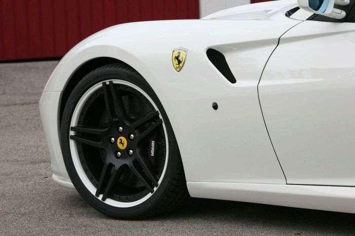 Ferrari 599 by Novitec Rosso