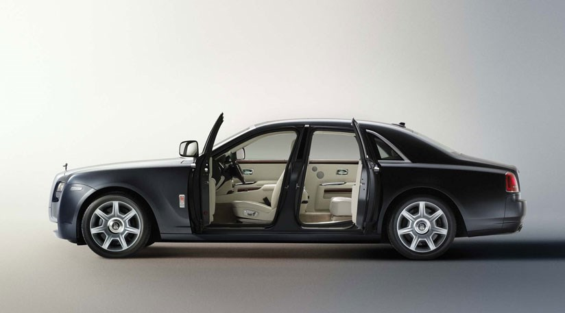 Rolls Royce Ghost 2009