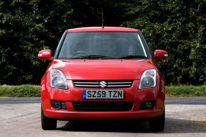 Suzuki Swift SZL