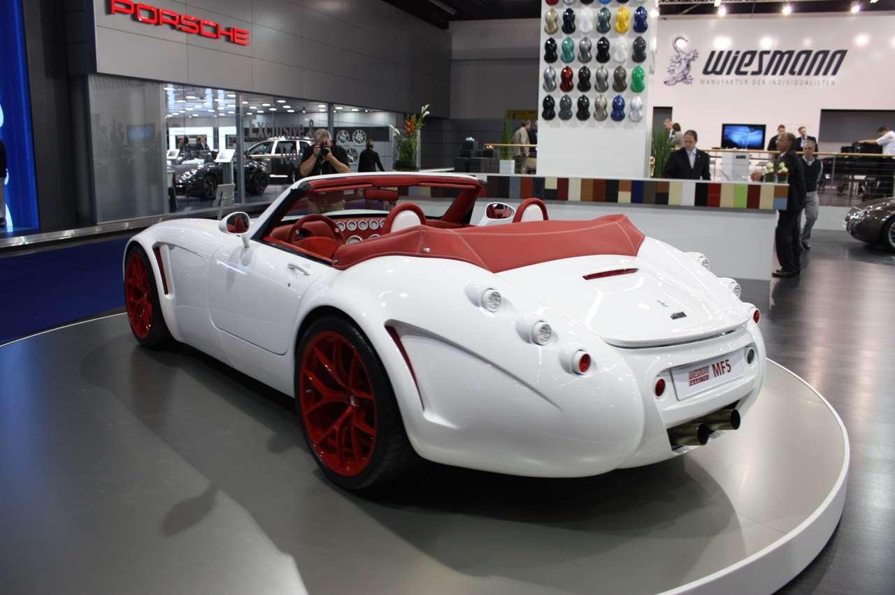 Wiesmann MF5 Roadster Frank 2009