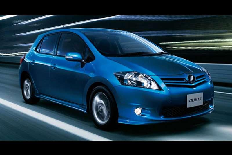 Toyota Auris 2009-010 Japan