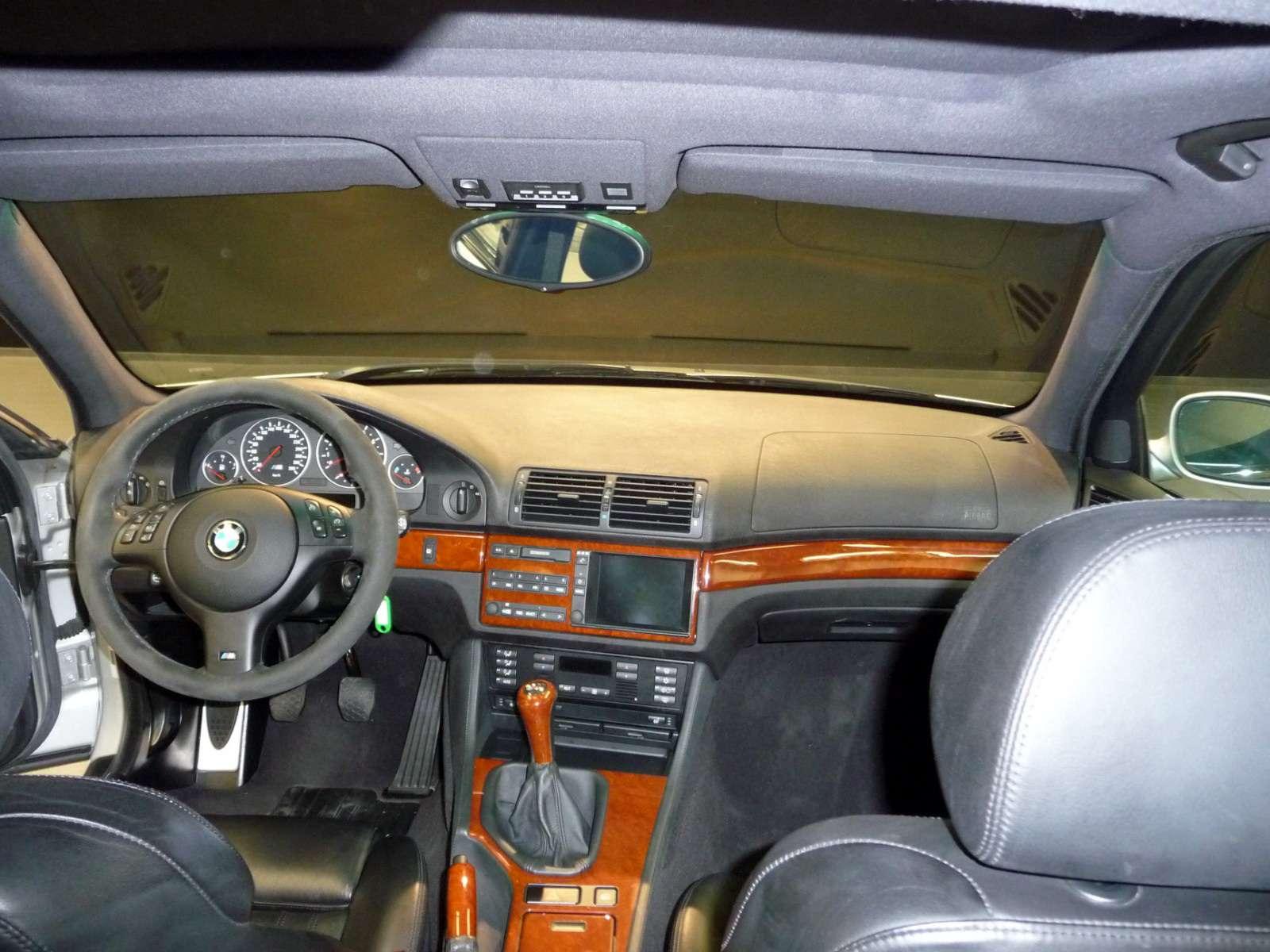 BMW M5 Touring E39 2009